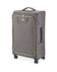 Avenue Ultra Light Grey Suitcase