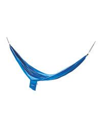 Ultra Light Travel Hammock - Blue