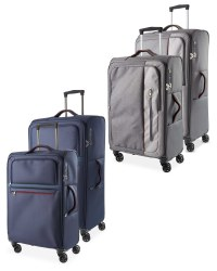 Ultra Light Trolley Suitcase Set
