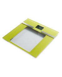 Ultra Slim Glass Scales - Green
