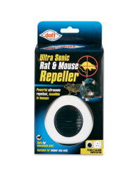 Ultrasonic Mouse and Rat Repellent