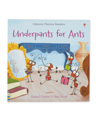Underpants For Ants Phonics Book