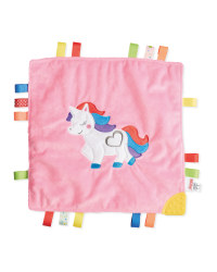 Nuby Unicorn Cuddle Comforter