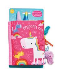 Unicorn Fun Cloth Book
