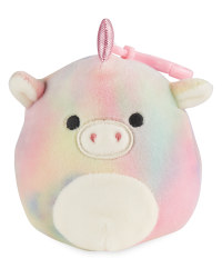 Unicorn Squishmallow Keyring
