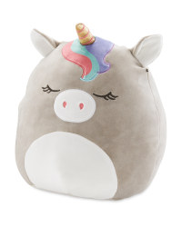 Cuddly Unicorn Squishmallow Cushion