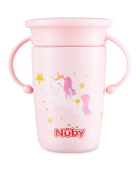 Nuby Unicorn Stainless Steel Cup
