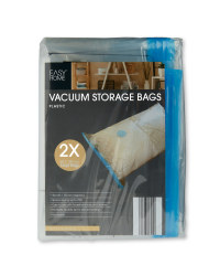 Vacuum Storage Bags 2-Pack