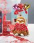 Valentine's Sloth Soft Toy