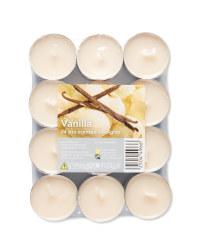 Vanilla Scented Tealights