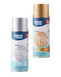 Varnish Decorative Effect Spray