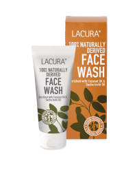 Lacura Natural Vegan Face Wash