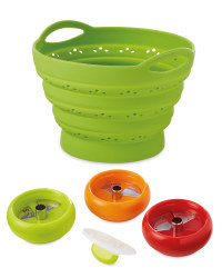 Vegetable Preparation Tool Set