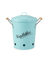 Vegetable Storage Canister - Green
