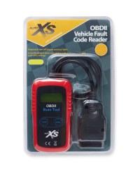 Vehicle Code Reader >> Auto Xs Vehicle Code Reader Aldi Uk