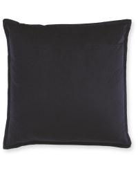 Kirkton House Velvet Cushion - Navy