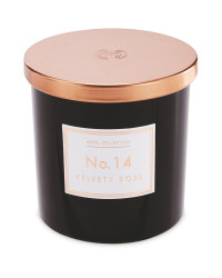Velvety Rose Hotel Collection Candle
