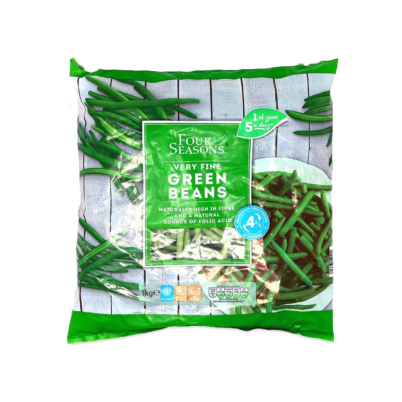 Very Fine Green Beans