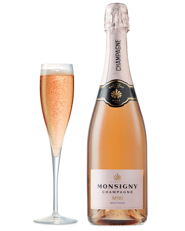 Veuve Monsigny Champagne Rosé