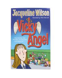Vicky Angel Paperback Book