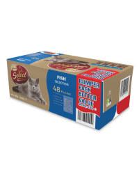 Vitacat Select Fish Big Bumper Pack
