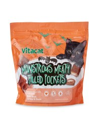 Vitacat Halloween Filled Pockets
