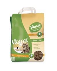 Vitacat Wood Cat Litter