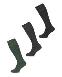 Crane Wader Wool Fishing Socks
