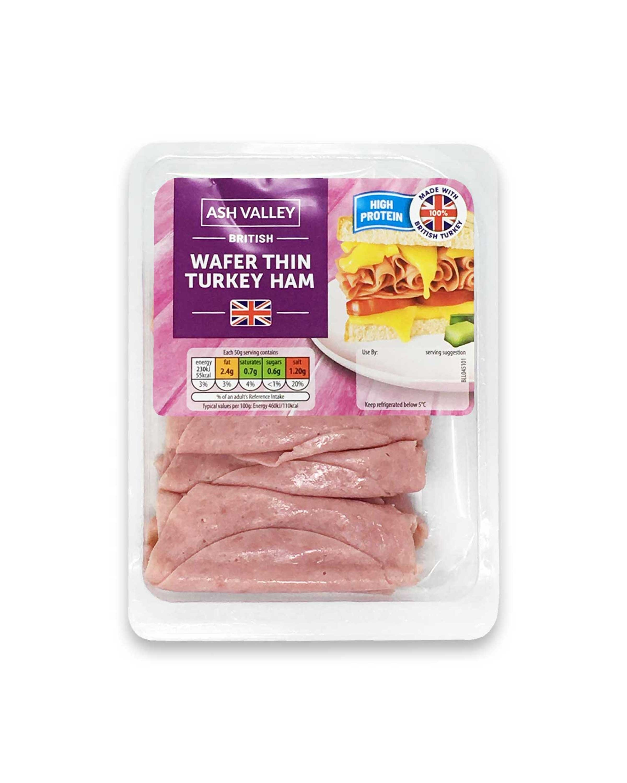 Wafer Thin Turkey Ham