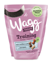 Wagg Treats Bumper Pack