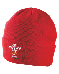 Wales Rugby Beanie