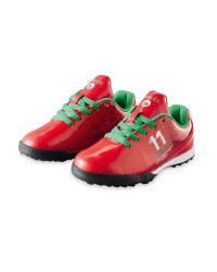 Kid's Wales UEFA Football Boots