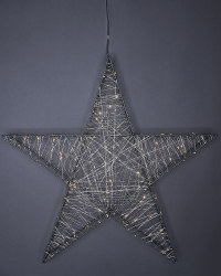 Warm White 56cm 3D LED Star Light