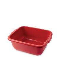 Washing-Up Bowl - Red