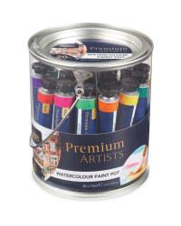 Watercolour Painter's Pot Assortment