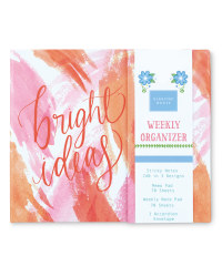 'Bright Ideas' Weekly Organiser