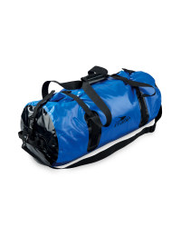 Waterproof Sports Duffle Bag - Blue