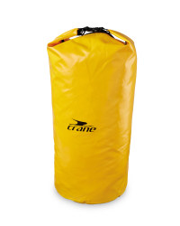 Waterproof Stand-Up Duffle Bag 44L - Yellow