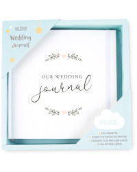 Mamia Wedding Journal