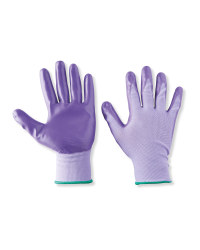 Gardenline Weed & Seed Gloves - Purple