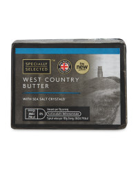 West Country Butter