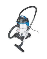Ferrex Wet and Dry Workshop Vacuum