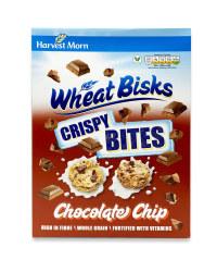 Wheat Bisk Crispy Minis Chocolate