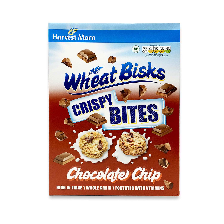 Wheat Bisks Crispy Bites Choc Chip
