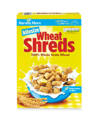 Wheat Shreds Bitesize