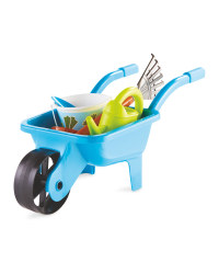 Wheelbarrow Play Set