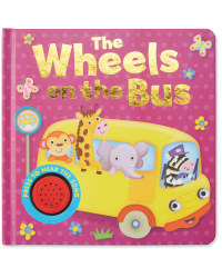 Wheels On The Bus Sound Book