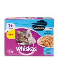 Whiskas Fish Casseroles