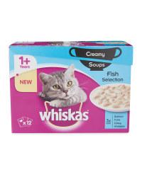 Whiskas Fish Cat Soup
