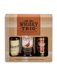 Whisky Trio